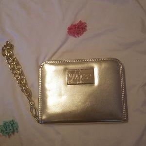 b58929a1ae1 Versace Bags   New Gold Medusa Icon Swarovski Crystal Bag   Poshmark
